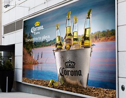 Corona Extra | Encuentra tu playa