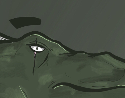 DrunkCrocodile