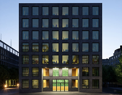 Herostrasse Office Building