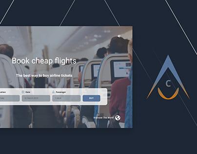 CheapAir - UI/UX
