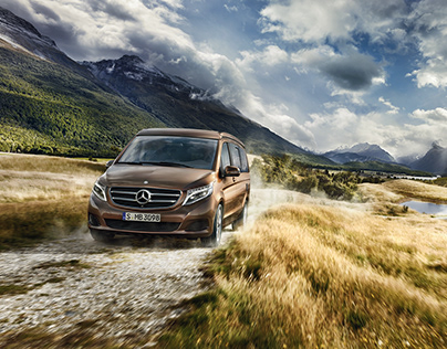 Mercedes-Benz Marco Polo   Radio Spot Idea