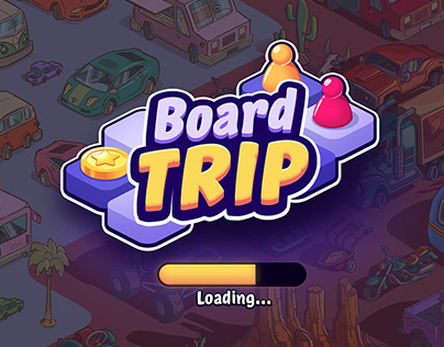 Board Trip - House of Fun feature Game