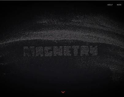 Magnetry Website