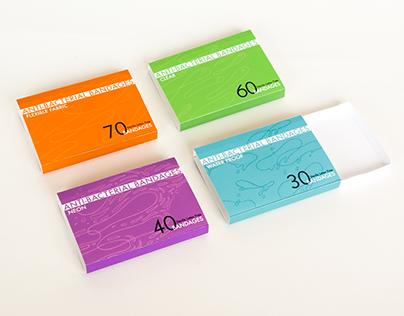 Adhesive Bandage Packaging