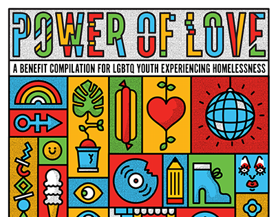 Power Of Love: A Benefit Compilation For LGBTQ Youth
