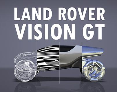 Land Rover Vision GT - Alias Model
