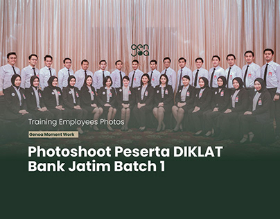 Photoshoot Bank JATIM 2021 Batch 1