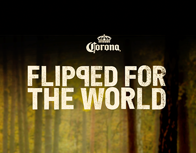 Flipped for the World by Corona