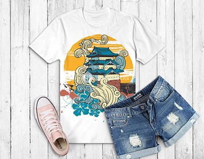 Free Shirt Mock-up