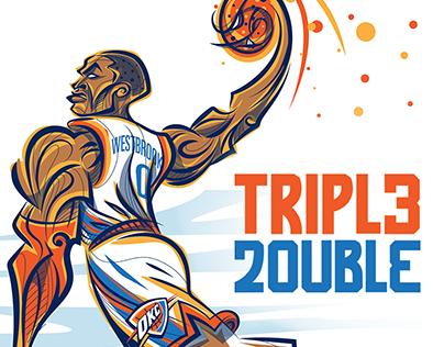 Triple Double Machine
