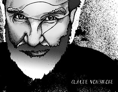 CLAUDE VON STROKE - FUTUREPAST ZINE
