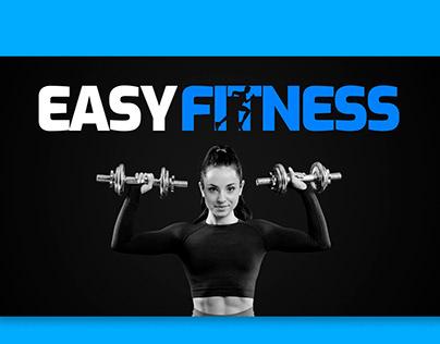 Easy Fitness (Logo Design)