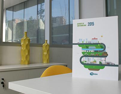 Melón / Reporte de Sostenibilidad 2015
