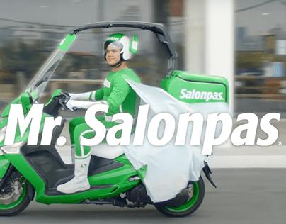 Mr. Salonpas