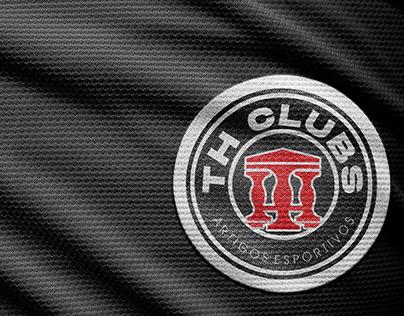TH Club's Desenvolvimento de Logomarca e ID
