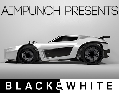 Black and White Rocket League Montage by Aimpunch