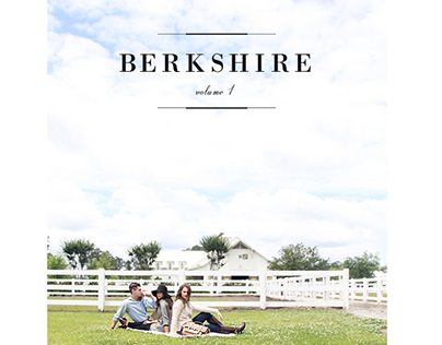Fashion Aesthetics Lookbook / Berkshire