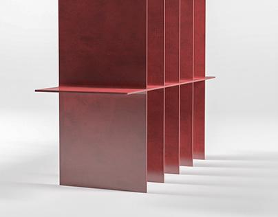 """Ordem"" Shelf"