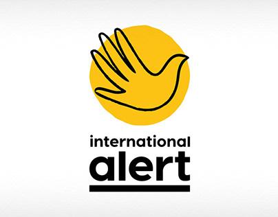 International Alert: Visual Identity