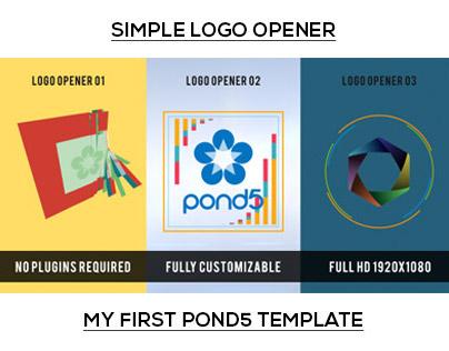 Simple Logo Opener
