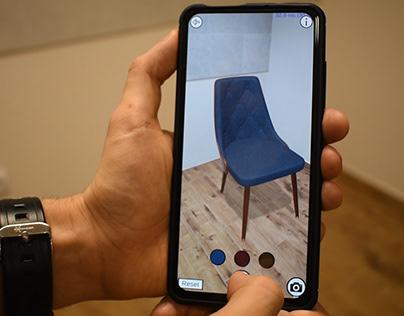 Augmented Reality Furniture Visualization