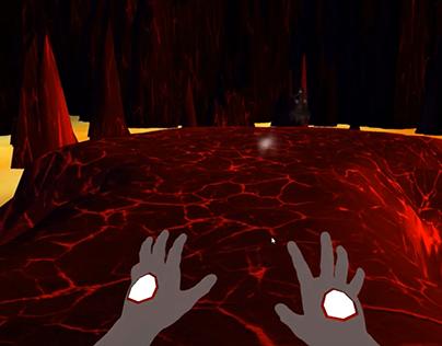 Reach- VR Game
