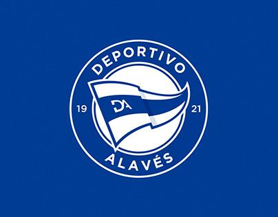Deportivo Alavés Centenary Rebrand