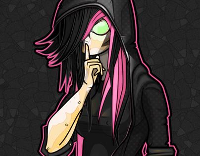 Amy - Pumpkin Slayer