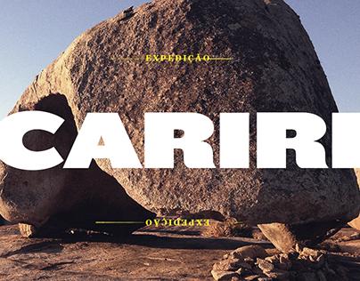 Expedição Cariri // Visu