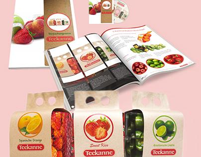 Produktdesign - Teekanne