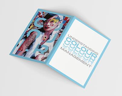 Understanding Colour Management — A5 Leaflet