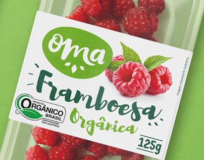 Oma Orgânicos | Brand & Packaging