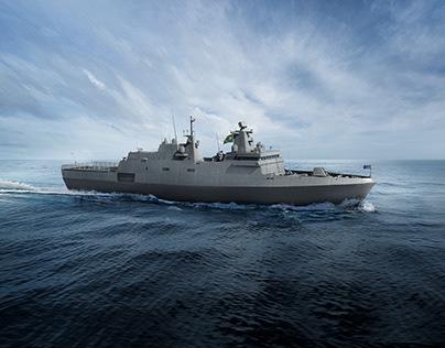 Águas Azuis Tecnologia Naval - Branding