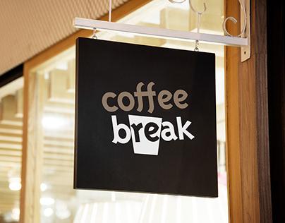 Logo Design - Coffe Break