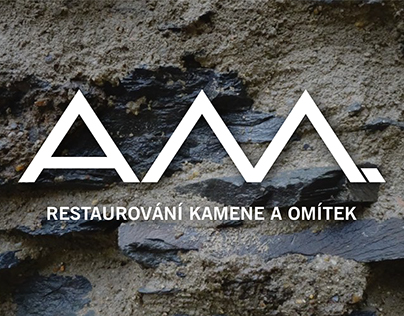 Antonín Mužík - Logo Design