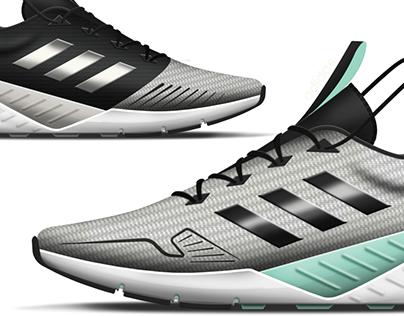 Adidas Co shot Concept