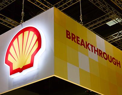 Shell IPTC 2014 — Exhibition Design