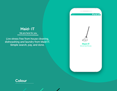 Android Presentation: Maid-It