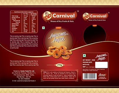 Carnival Dry Fruits & Nuts