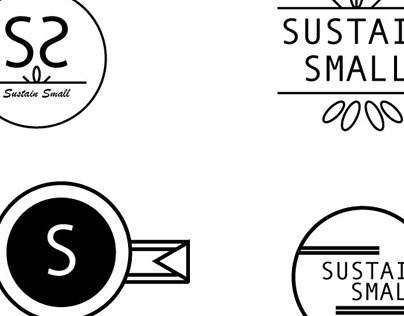 Logo Samples for Sustain Small Company