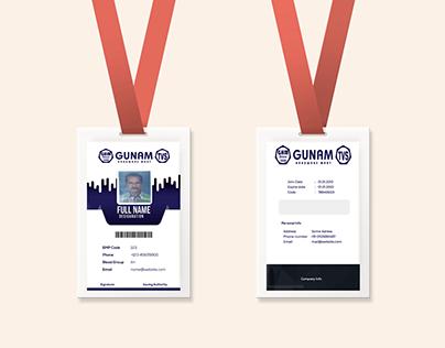 Gunam ID Card