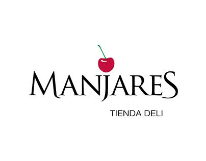 Manjares Logo