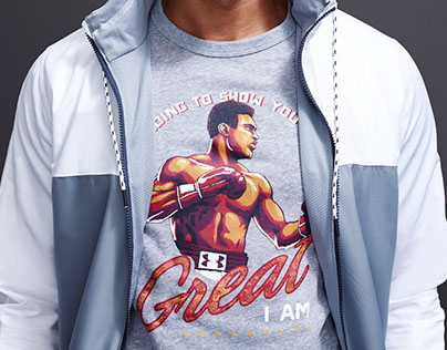 Muhammed Ali | Under Armour