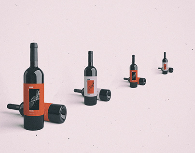 LABEL DESIGN FOR PERSONAL WINE COLLECTION