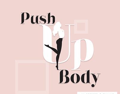 PushupbodyNL INTERNATIONAL Brand & LOGO