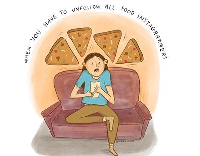Food VS Fitness