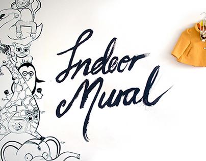 Indoor Mural Tutorial