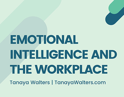 Emotional Intelligence And The Workplace
