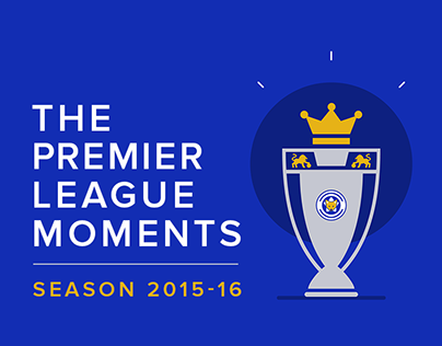 Moments of the Premier League - Season 2015-16