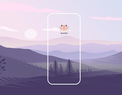 Bloom- Sleep and Mental Health App